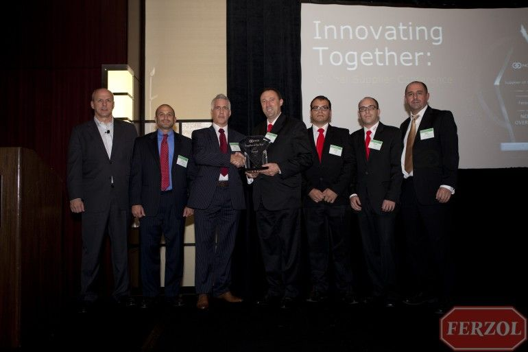Supplier of the Year Award - NCR